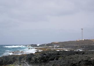 réel classé meilleur endroit pour très loué Volcanic Cave, Calhau, São Vicente, Cape Verde