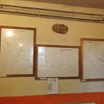 Ease Gill Cave survey displays